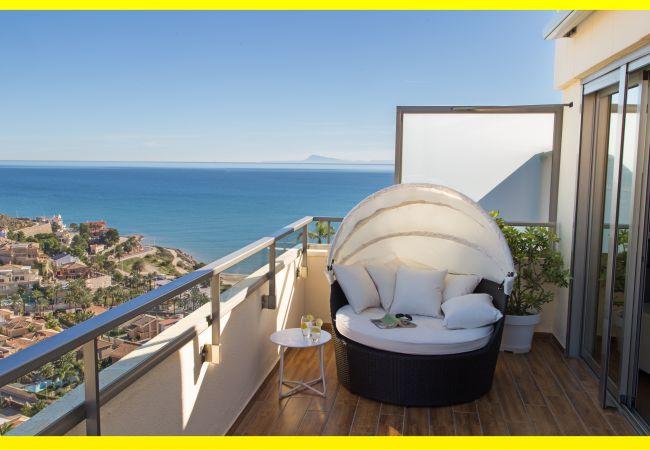 Apartamento en Cullera - 🔴 Atico 5★ en Cap Blanc - Cullera 🌴
