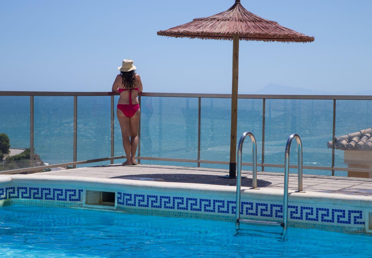 Apartamento en Cullera - Cap Blanc Ático Cullera | Beach Houses Valencia