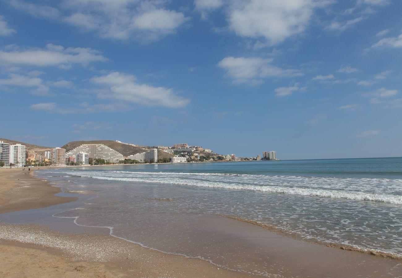 Apartamento en Cullera - Atico vacaciones Playa del Raco - Cullera