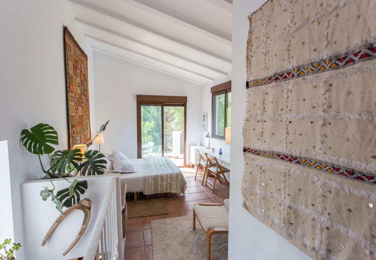 Casa rural en Alcudia de Veo - Casa rural Sierra de Espadán - Castellón