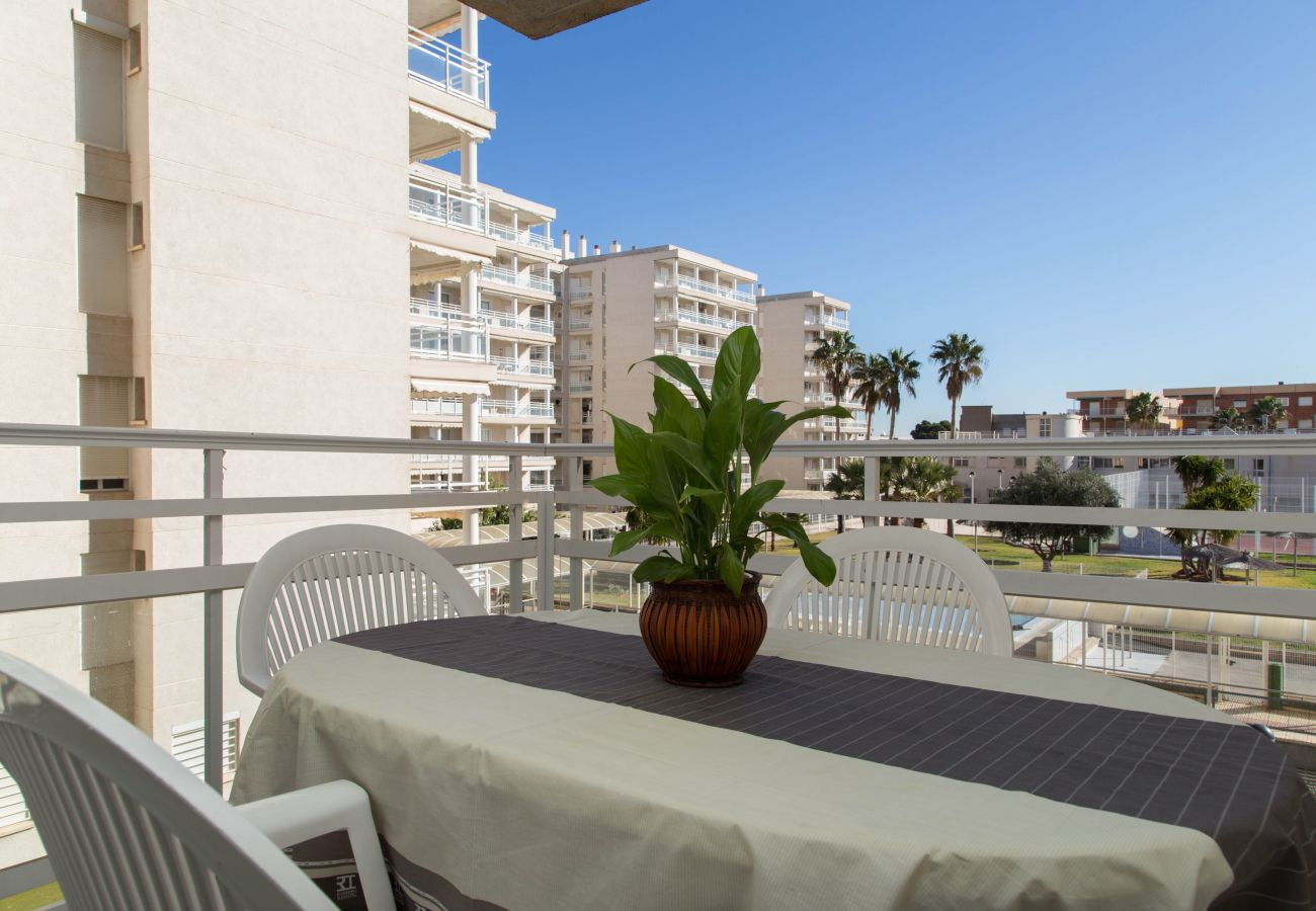 Nice apartment for rent in the Last Canet urbanization of Canet de Berenguer