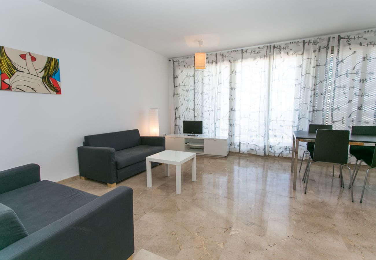 Apartamento en Peñiscola - Dúplex con VISTAS al MAR en Peñíscola