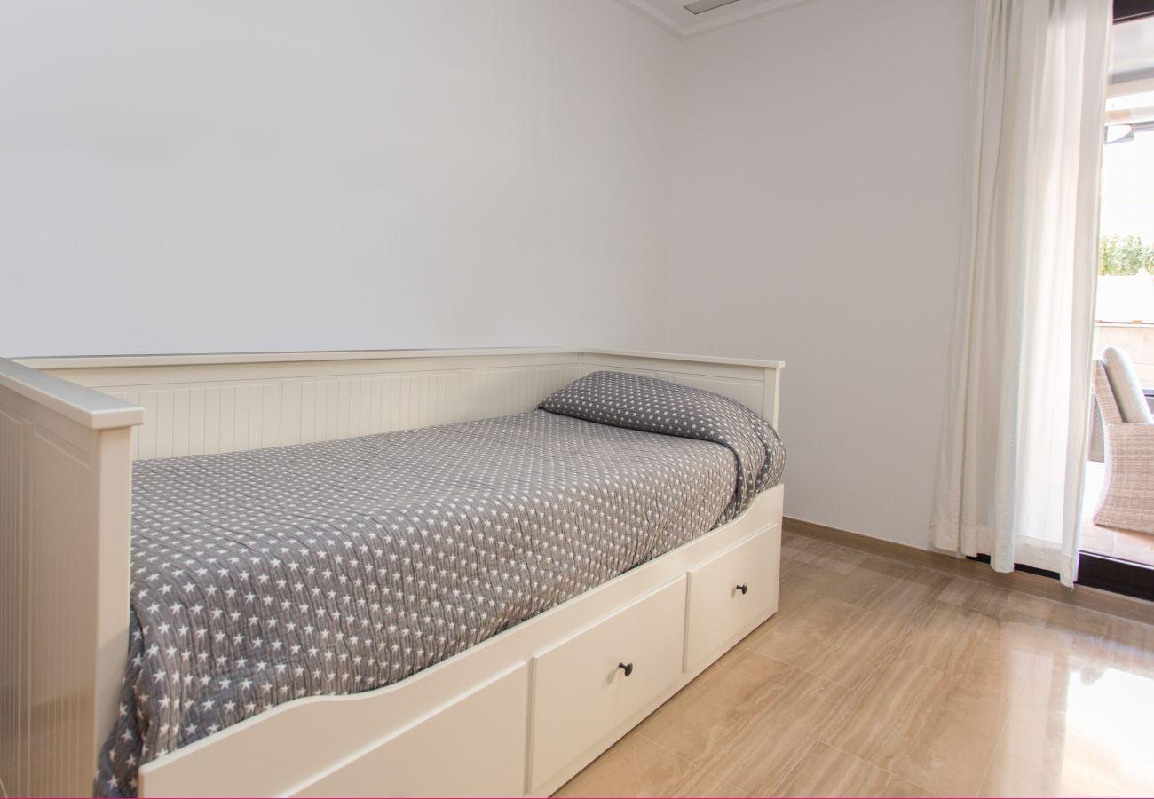 Apartamento en Javea / Xàbia - Apartamento con piscina climatizada y jacuzzi |Beach Houses Valencia