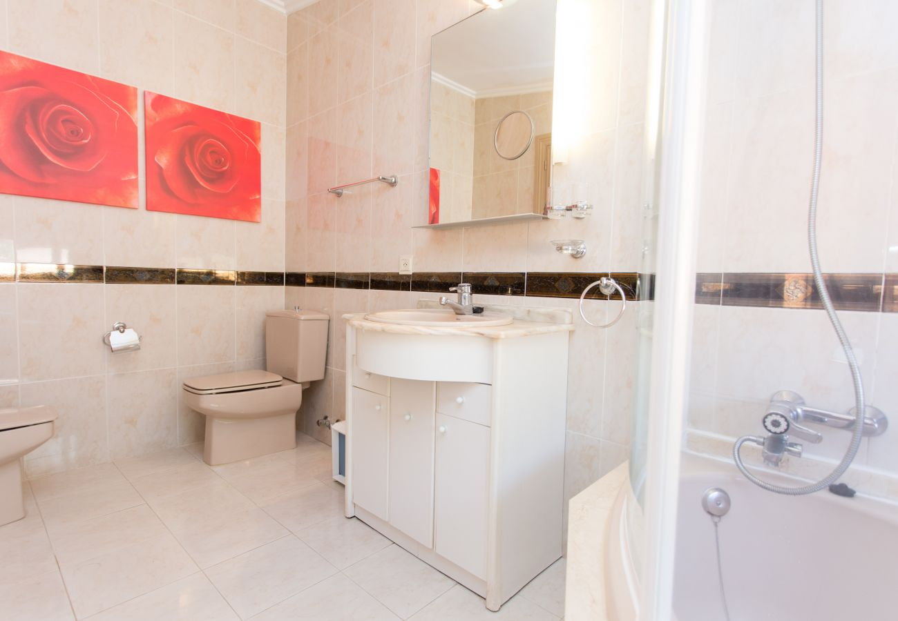 Apartamento en Javea / Xàbia - Ático dúplex cerca de El Arenal