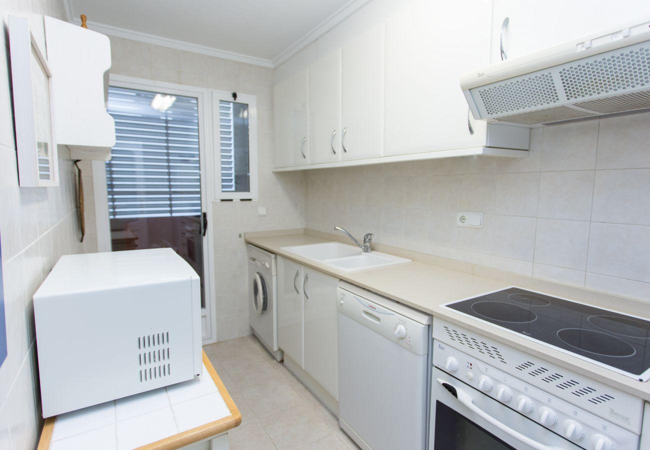 Apartamento en Javea / Xàbia - Apartmento alquiler Xábia Port