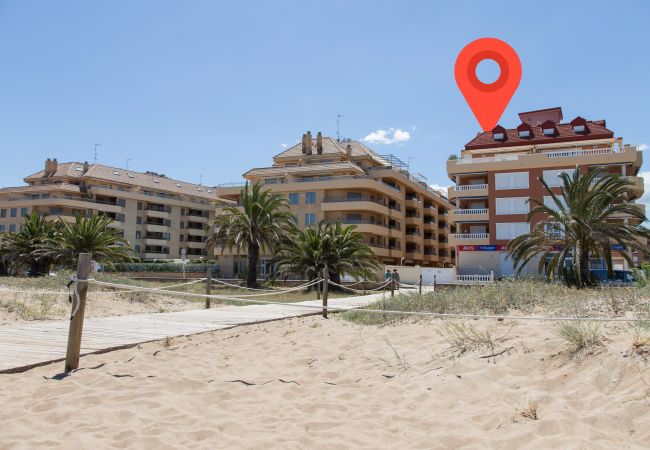 Apartamento en Denia - Dénia FRONT BEACH Apartment