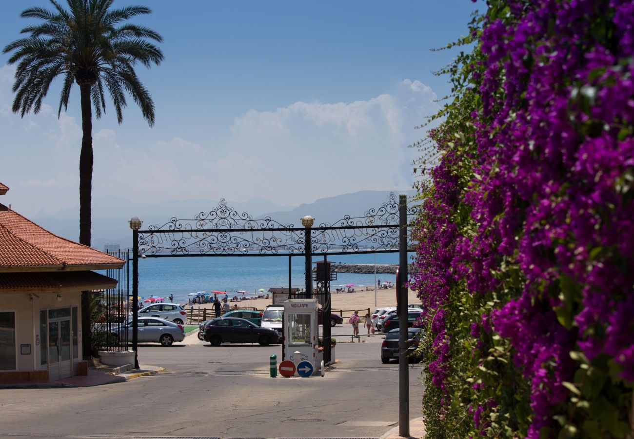 Apartamento en Cullera - 🔴 Ático de vacaciones Cullera 4p 🌴