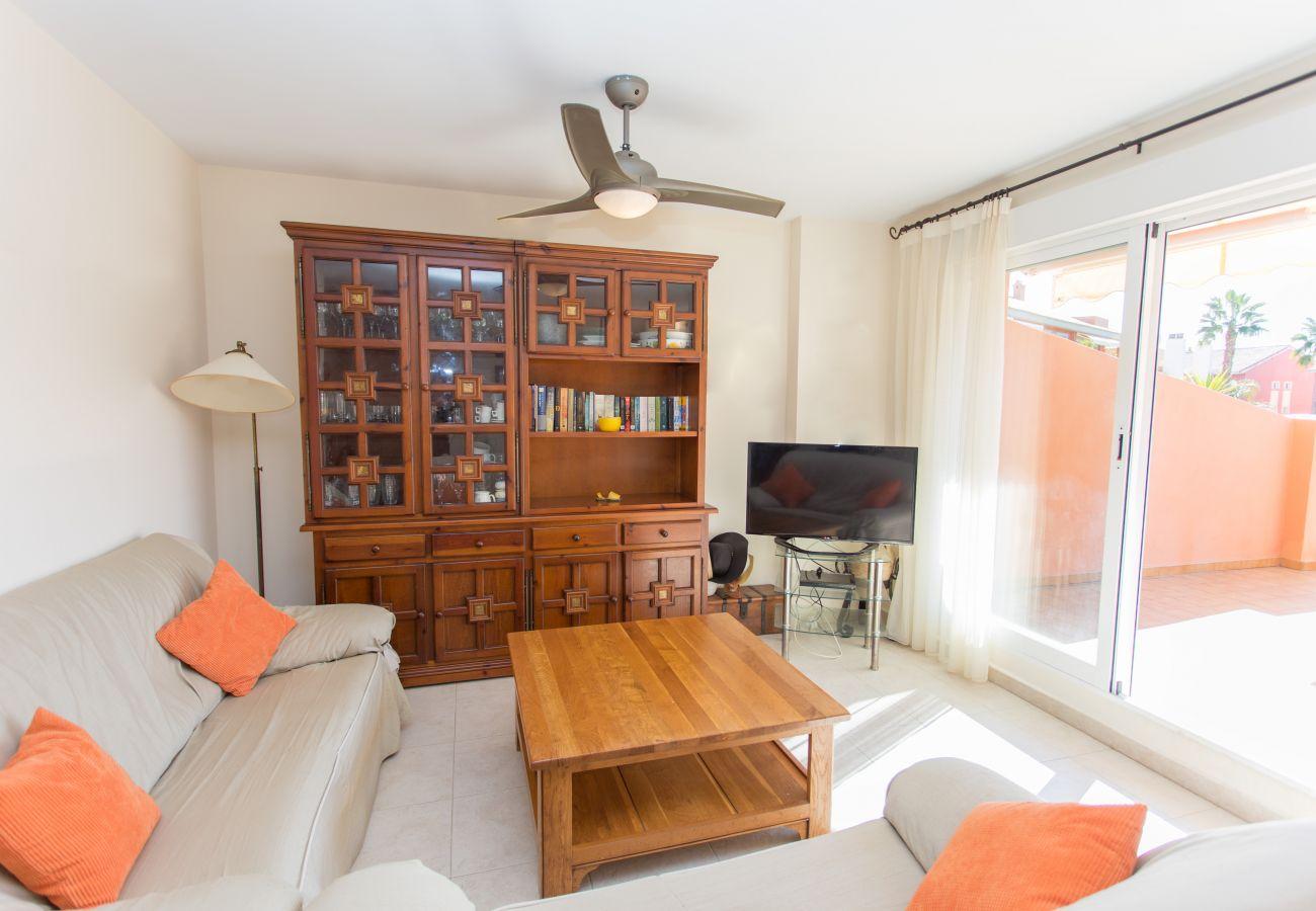 Apartamento en Javea / Xàbia - Ático Arenal de Jávea