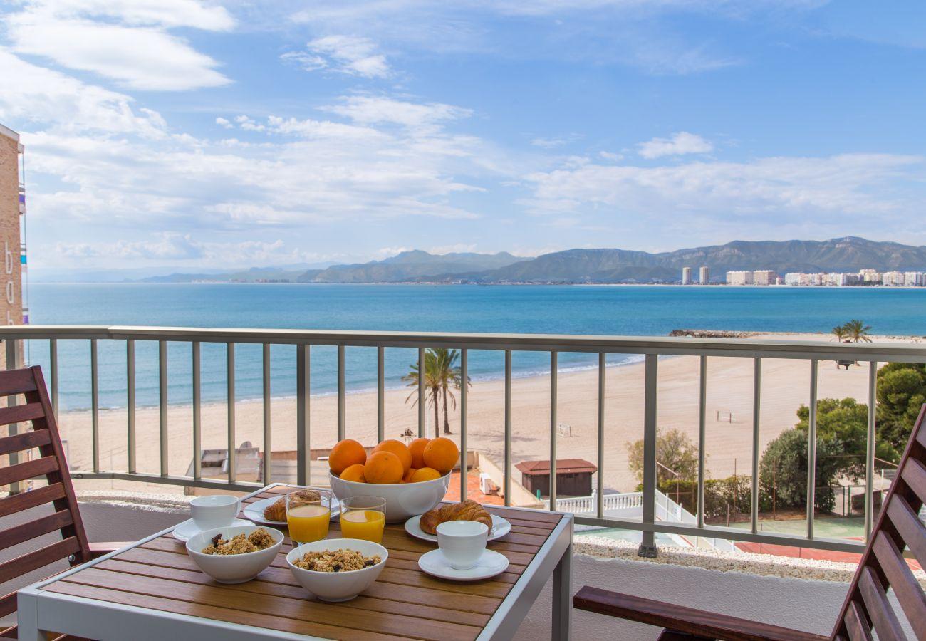 Apartamento de alquiler en la playa de los Olivos de Cullera