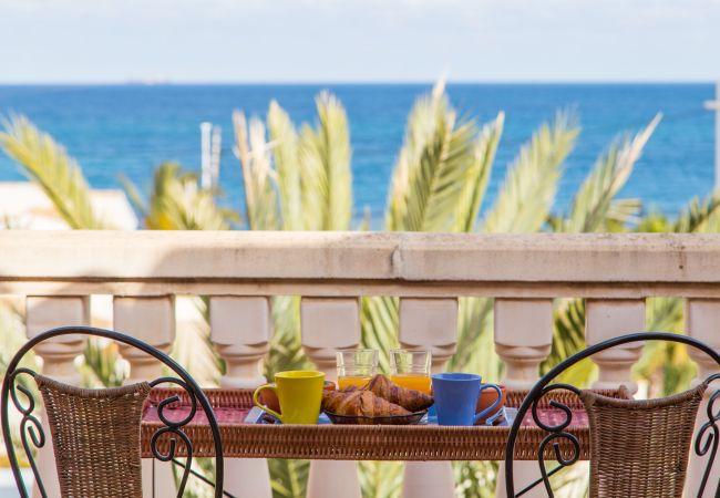 Apartamento en Javea / Xàbia - Palm View Duplex