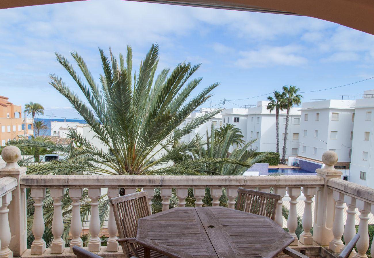 Apartamento en Javea / Xàbia - Palm View Duplex Javea