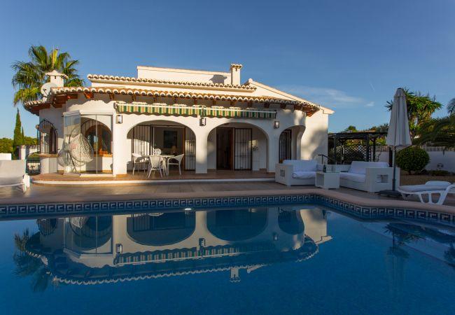Villa en Javea / Xàbia - Villa La Javeanaise