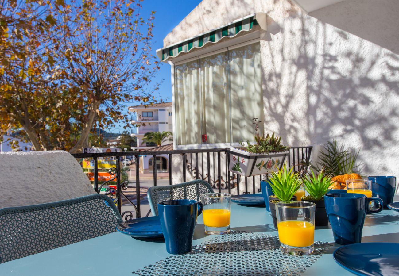 Casa adosada en Javea / Xàbia - Adosado Javea - terraza privada a 300m Arenal