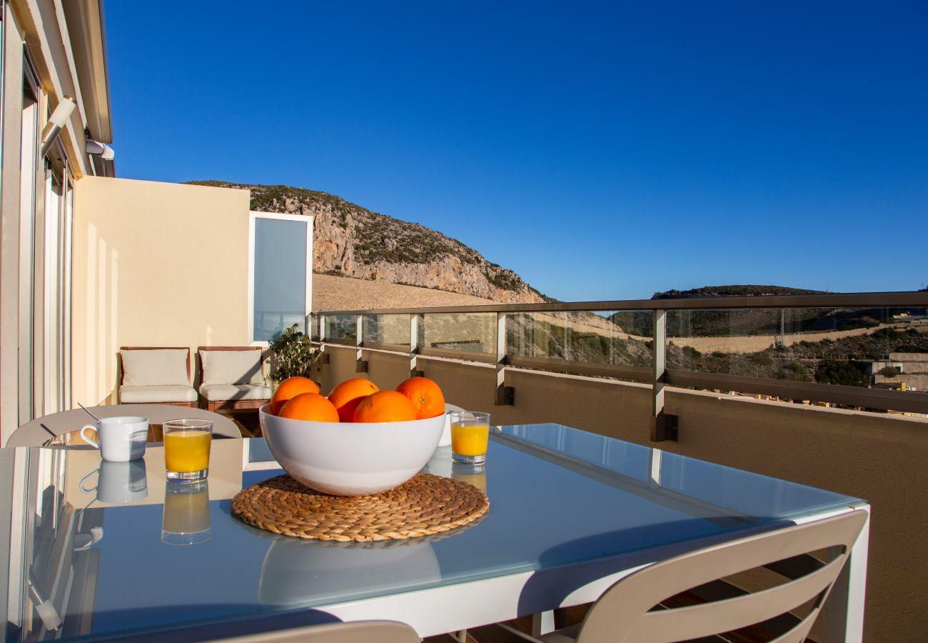 Apartment in Cullera - ✅ 4 Seasons Penthouse Cullera