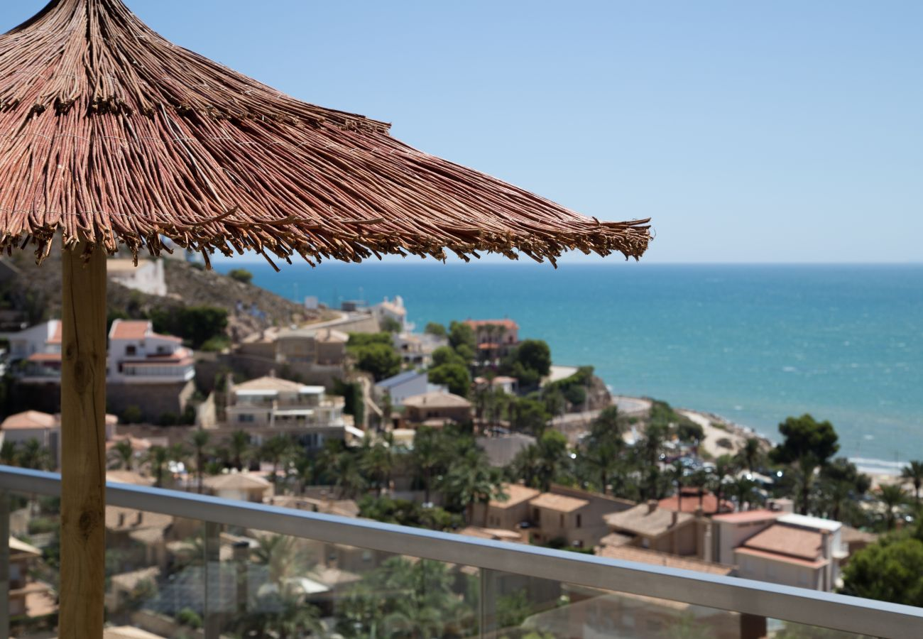 Apartment in Cullera - Cap Blanc Penthouse Cullera | Beach Houses Valencia