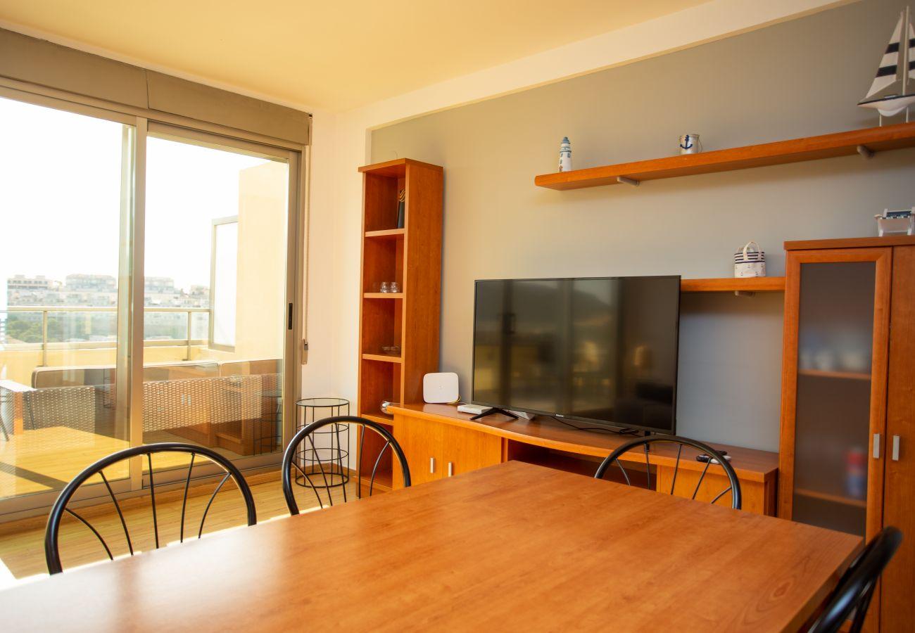 Apartment in Cullera - Cap Blanc Penthouse Cullera   Beach Houses Valencia