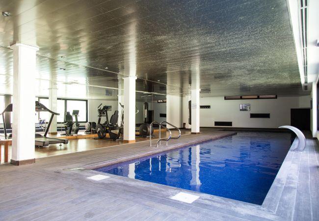in Javea / Xàbia - Apartment in Javea with INDOOR pool