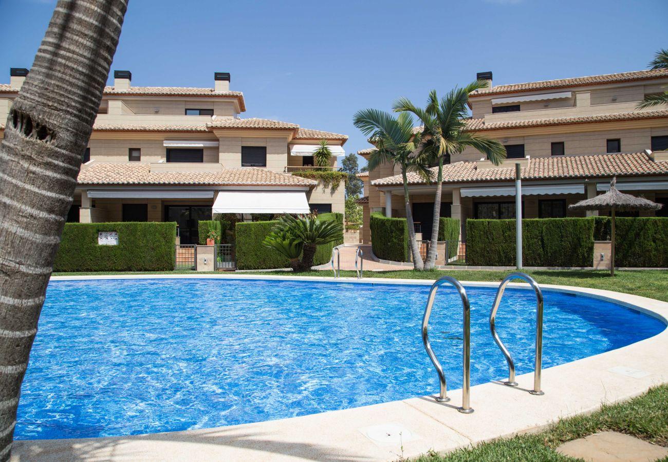 Apartment in Javea - Apartment in Javea with INDOOR pool
