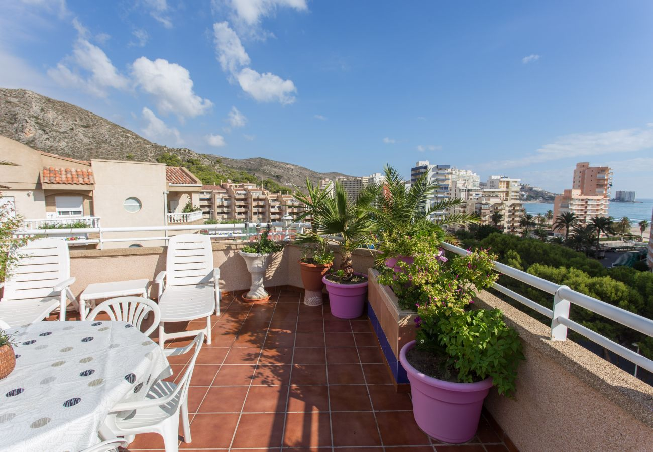 Apartment in Cullera - Holiday penthouse Playa del Raco - Cullera