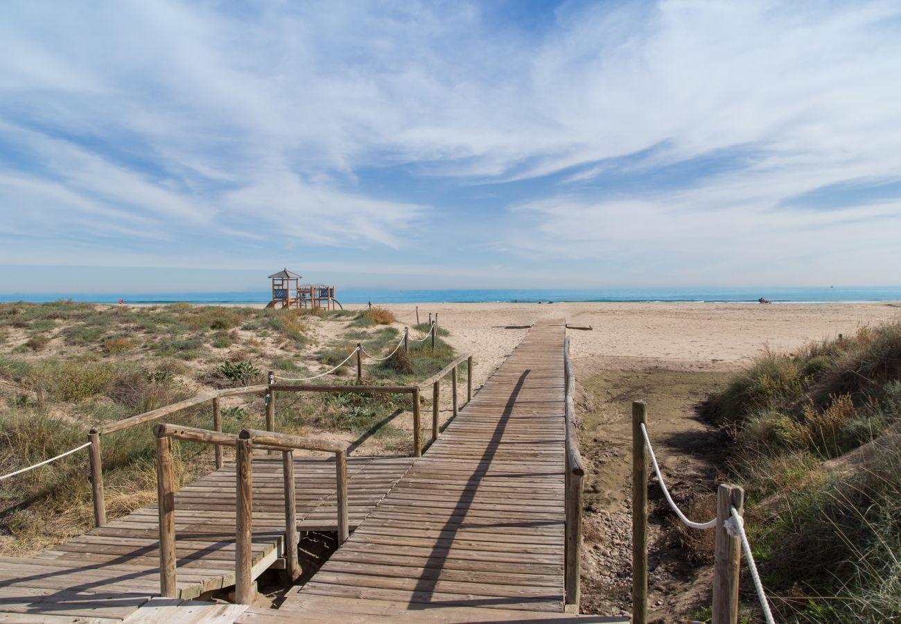 Apartment in Canet d´en berenguer - Last Canet apartment  Beach Houses Valencia