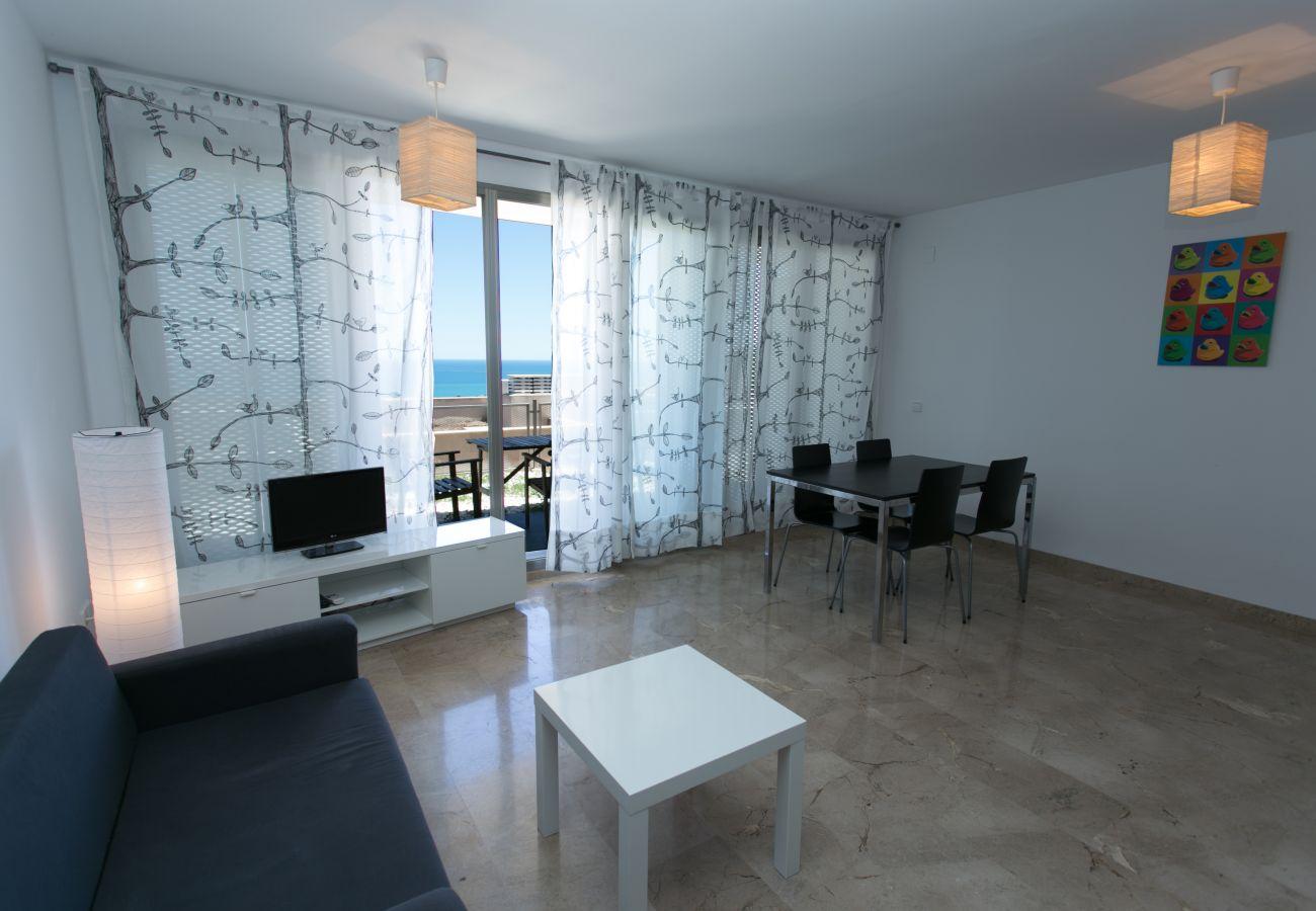 Apartment in Peñiscola - Duplex with SEA VIEWS in Peñíscola