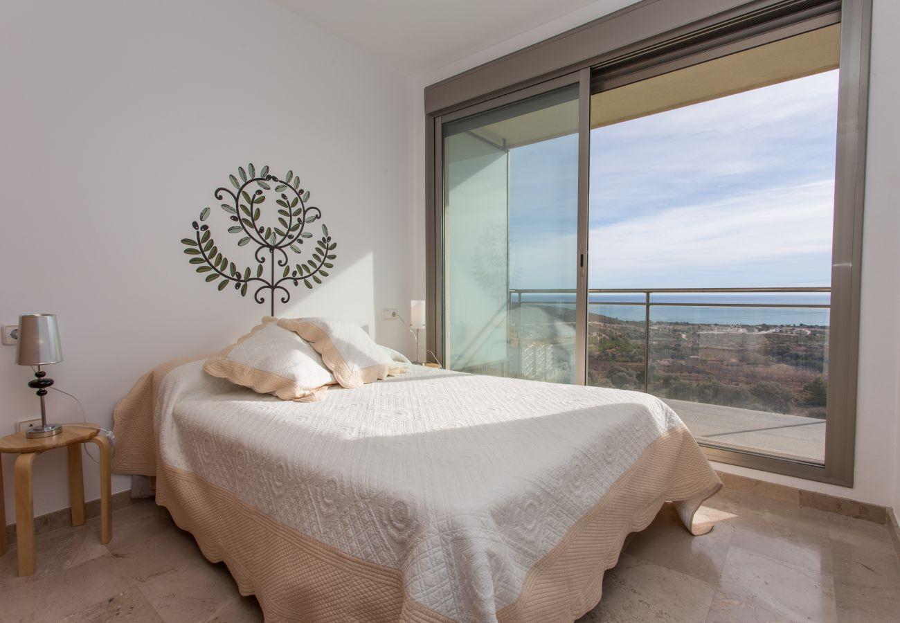 Apartment in Peñiscola - Bright duplex with SEA VIEWS in Peñíscola