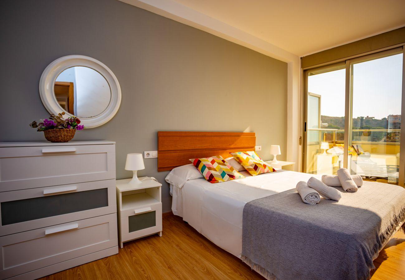 Apartment in Cullera - 🔴 Cap Blanc Penthouse Cullera 4P 🌴