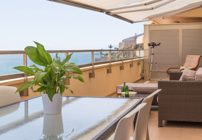 Apartment in Cullera - Punta Negra Penthouse Cullera 4p