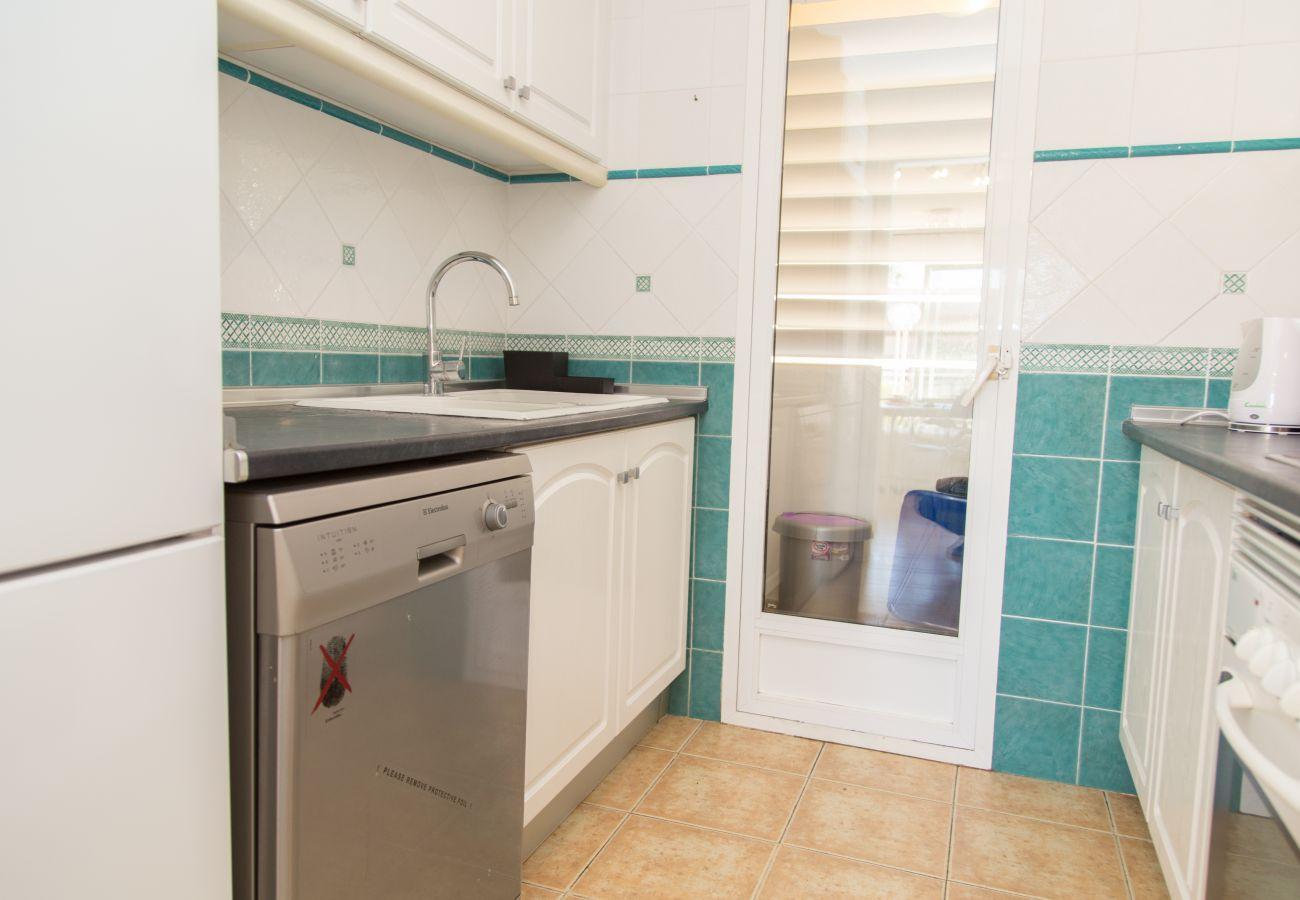 Apartment in Denia - Denia Las Marinas Apartamento