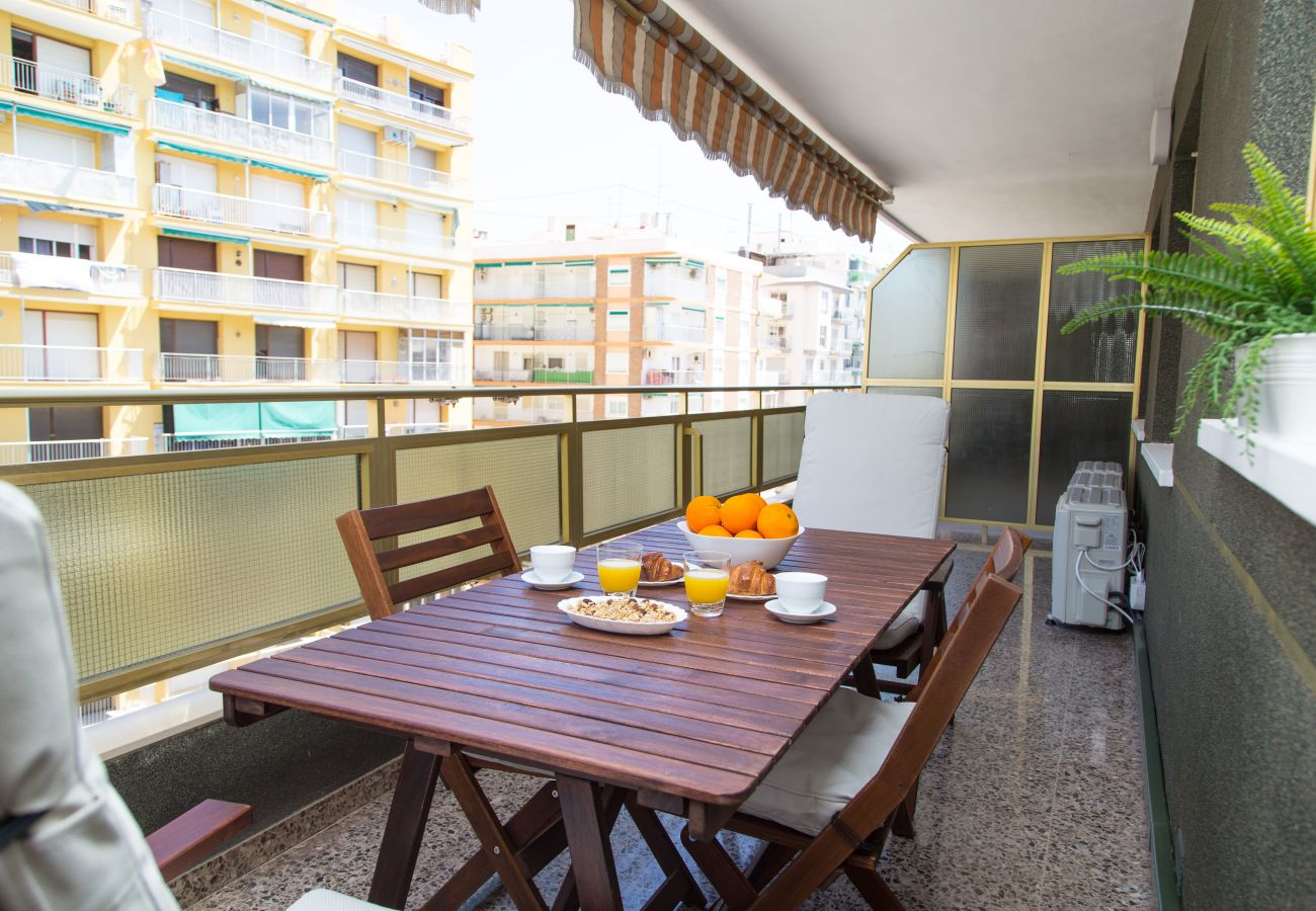Apartment in Cullera - Cullera Beach Apartment