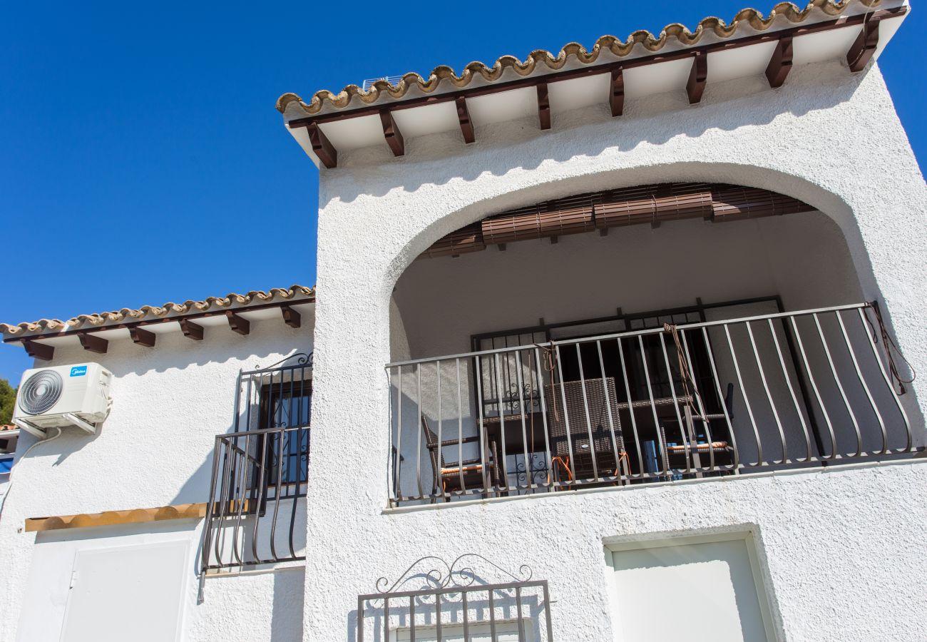 Townhouse in Moraira - 💎 Pins Park Townhouse Moraira 📍