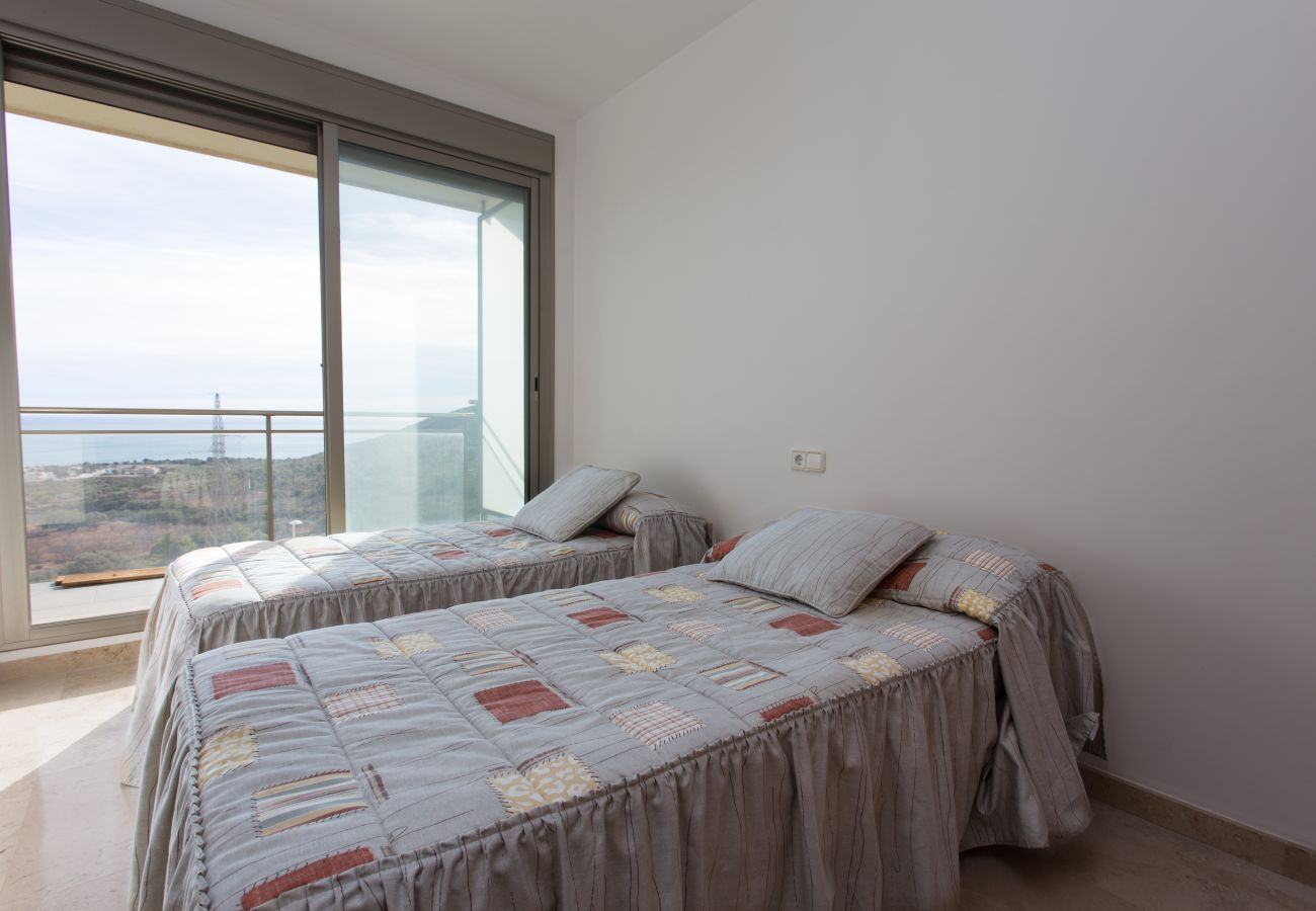 Appartement à Peñiscola - Bright duplex with SEA VIEWS in Peñíscola