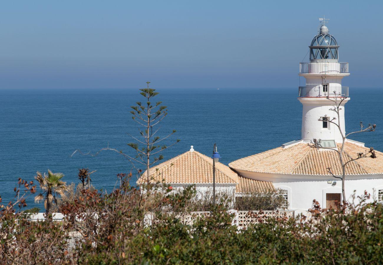 Appartement à Cullera - Lighthouse Cullera Penthouse