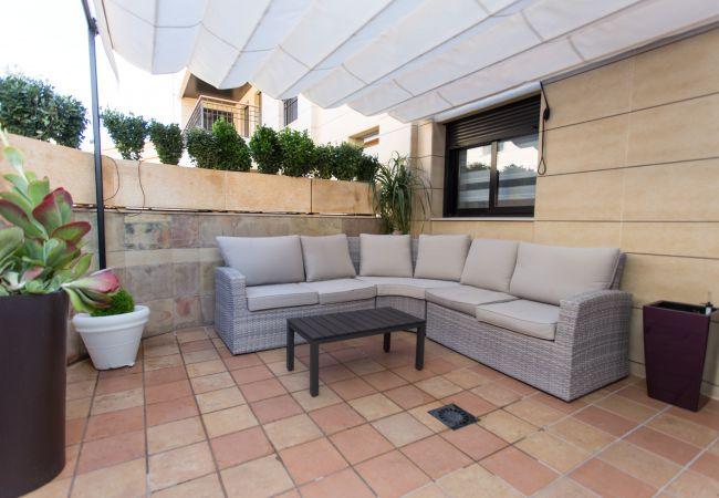 à Javea / Xàbia - Apartment with HEATED POOL & jacuzzi |Beach Houses Valencia