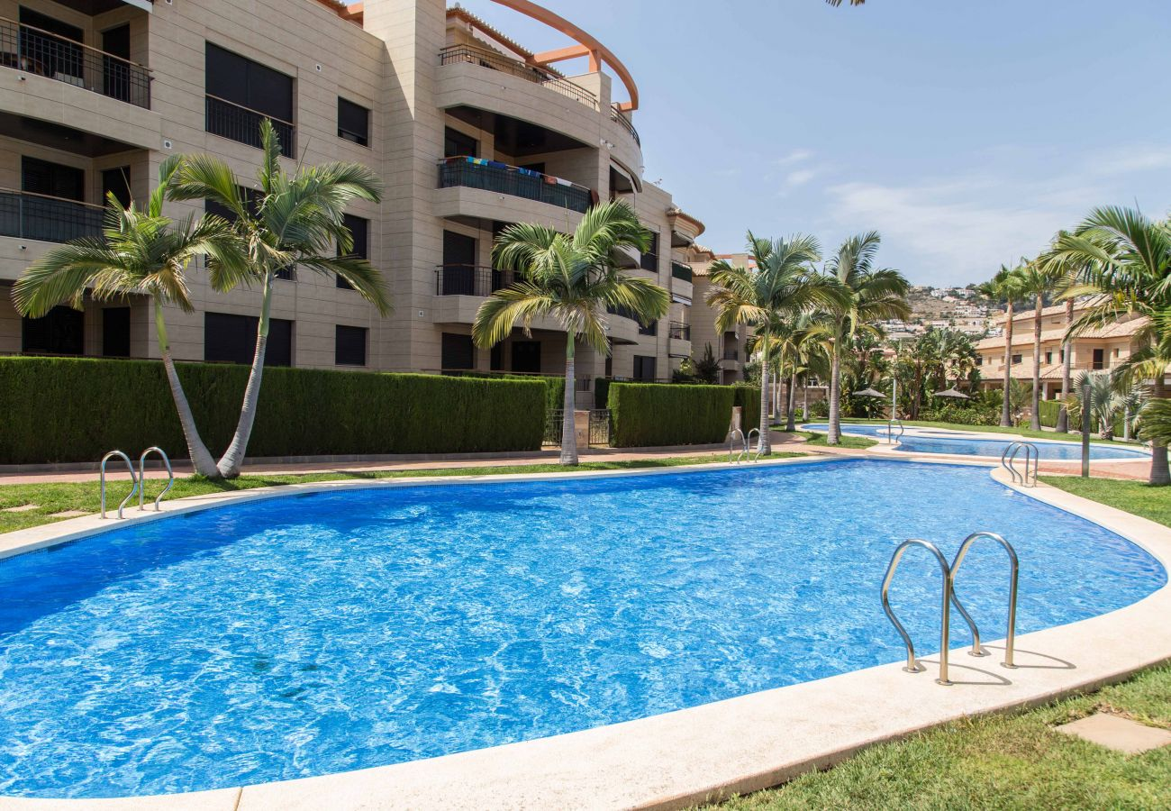 Appartement à Javea - Apartment with HEATED POOL & jacuzzi |Beach Houses Valencia
