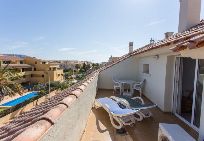 Appartement à Javea / Xàbia - ♒ Stunning PENTHOUSE in Javea ☼