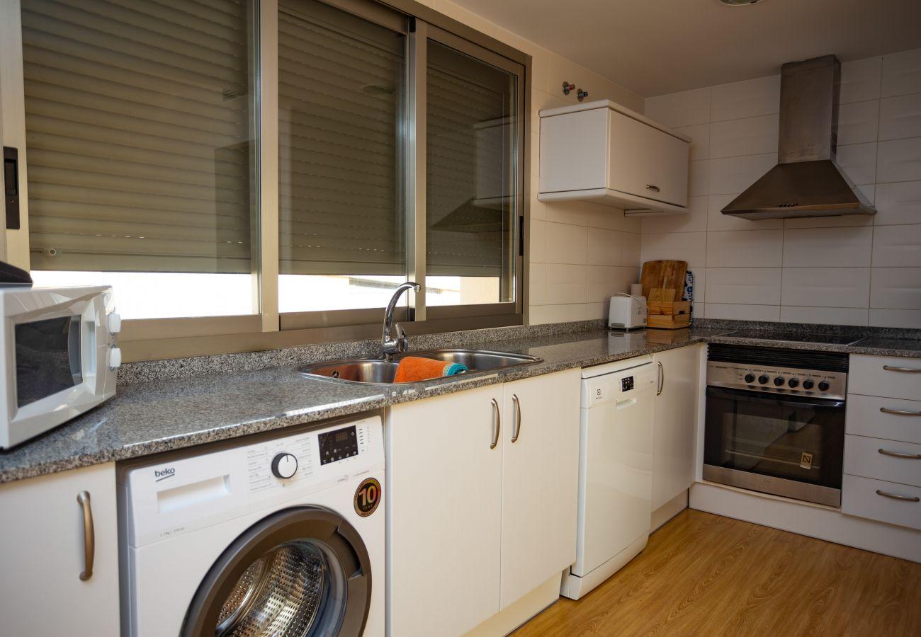 Appartement à Cullera - 🔴 Cap Blanc Penthouse Cullera 4P 🌴