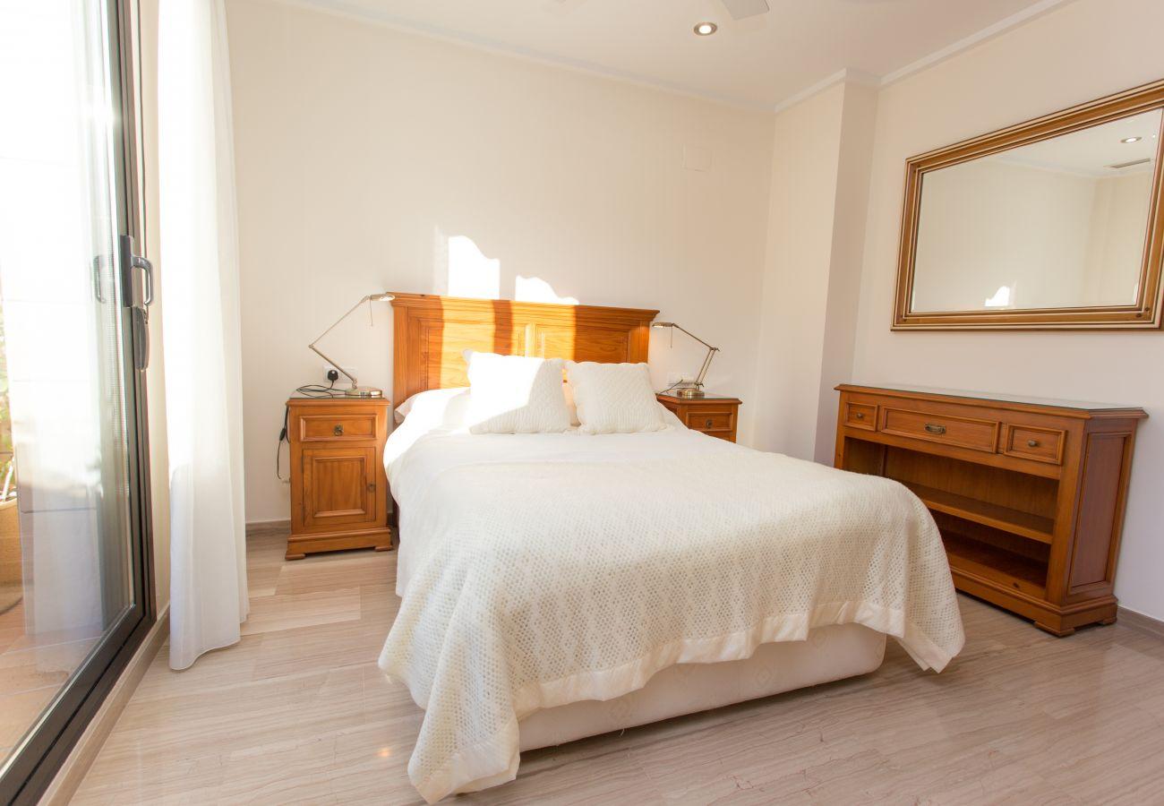 Maison mitoyenne à Javea - Townhouse Javea Port - Resort facilities