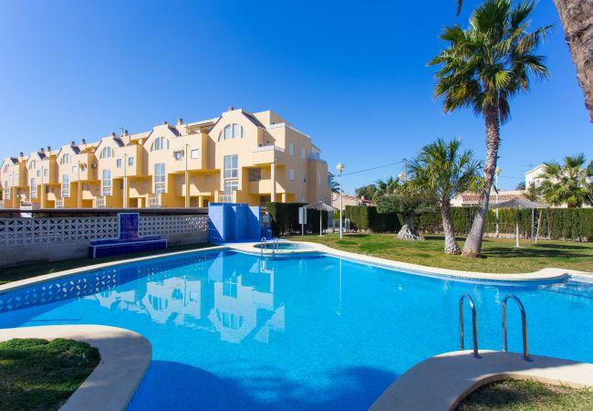 à Denia - Denia Las Marinas Apartamento