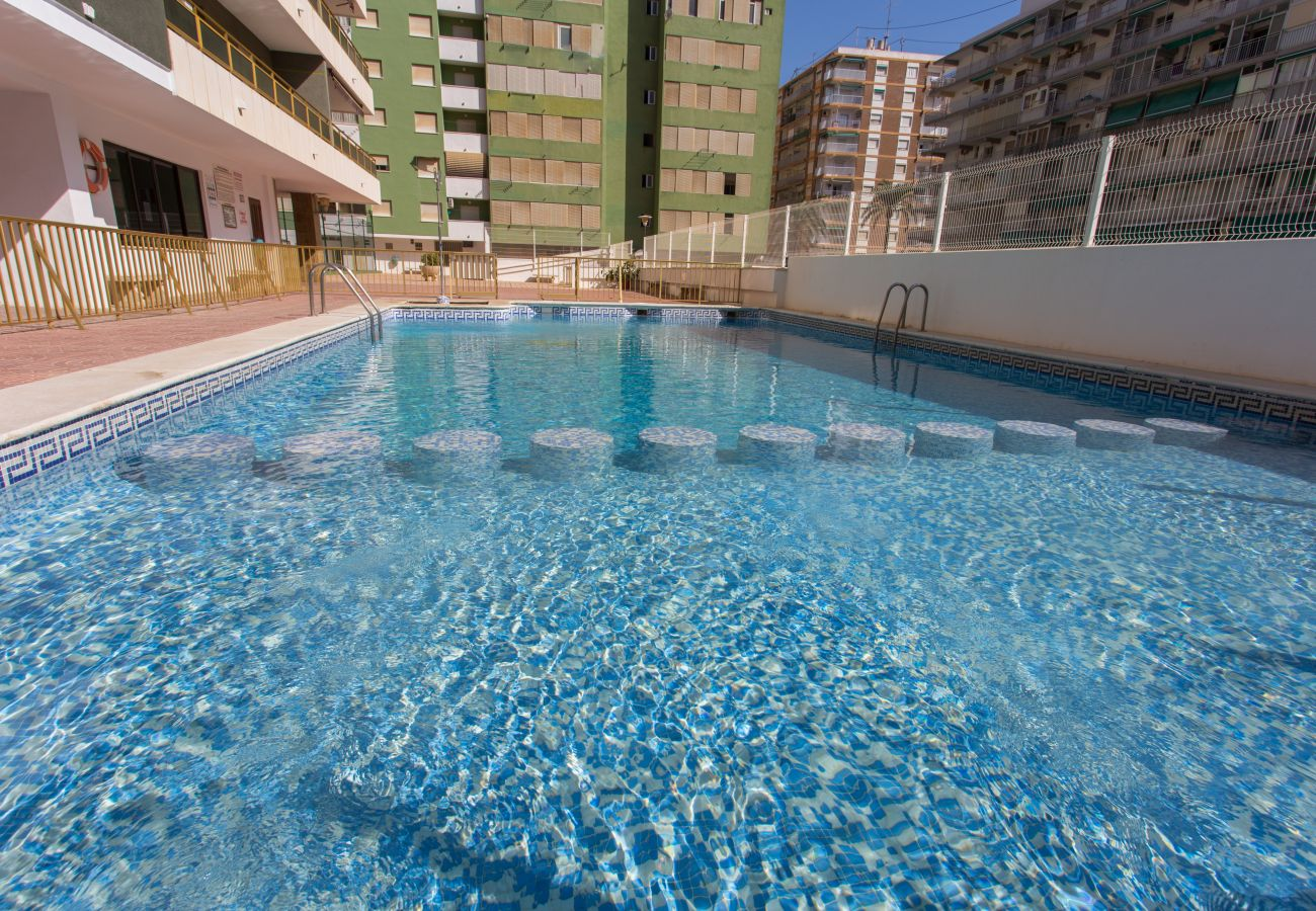 apartment for rent on the beach of cullera