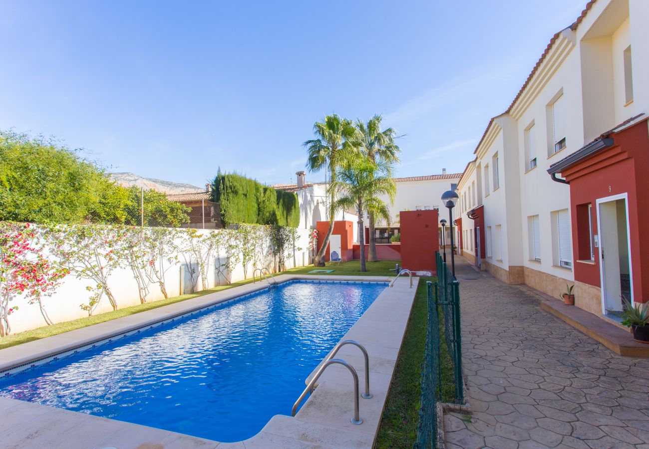 Appartement à Jesus Pobre - Apartment in Jesus Pobre - Denia | Beach Houses Valencia